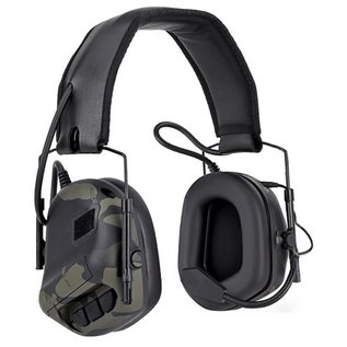 Nuprol TACTICAL COMMS HEADSET NR NP BK CAM