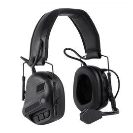 Nuprol Tactical Comms headset NR Black