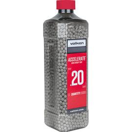 valken BBs - Valken ACCELERATE 0.20g-5000ct-White
