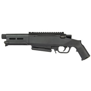 Ares Ares x Amoeba AS03 Sawed-Off Striker Sniper Rifle (Black - AS03-BK)