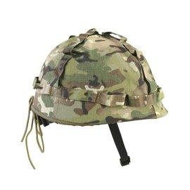 Kombat M1 Plastic Helmet with Cover - BTP