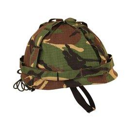 Kombat M1 Plastic Helmet with Cover - DPM