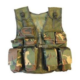Kombat Kids Assault Vest - DPM