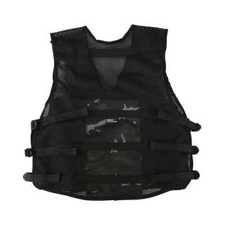 Kombat Kids Assault Vest - BTP Black