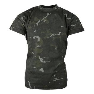 Kombat Kids T-shirt - BTP Black