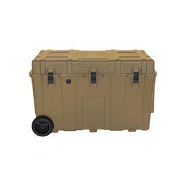Nuprol NP Kit box hard case - Tan