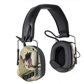 Nuprol TACTICAL COMMS HEADSET NR NP CAM