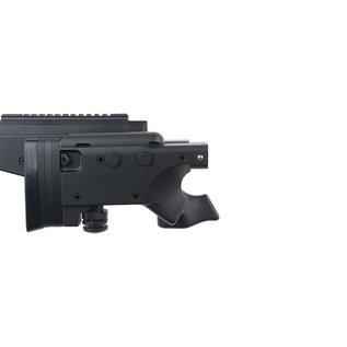 AGM P288 Sniper Rifle Replica with Bipod - Black