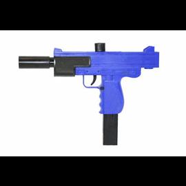Double Eagle Double Eagle M36 Sub Machine Spring Rifle 1:1 Scale (Blue)