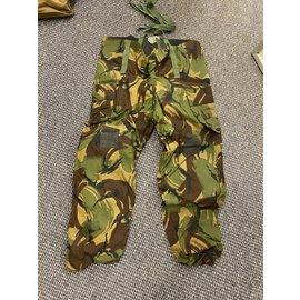 Surplus SUIT, PROTECTIVE, NBC No. 1 Mk IV, DPM Trousers 180/100