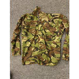 Surplus Jacket Combat Lightweight, Woodland DP Royal Marines Cadet 180/96