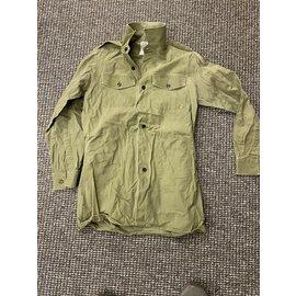 Surplus Combat Shirt Olive Size Small?