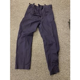 Surplus TROUSERS MENS WORKING DRESS 80/92/108