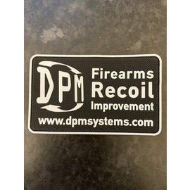 DPM DPM Firearms Recoil Improvement Patch