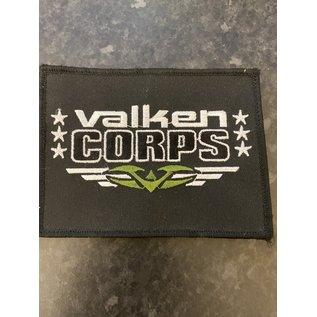 valken Large Valken Corps Cloth Patch