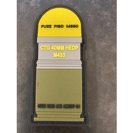 TMC TMC PVC Patch (M433)