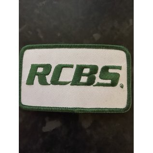 RCBS RCBS sew on patch