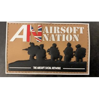 Airsoft Nation Airsoft Nation Patch