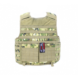 Nuprol NUPROL PMC PLATE CARRIER - NP CAMO