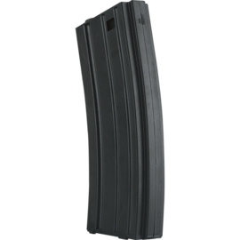 valken Mid-CAP Thermold-140rd-5 pk-Black Magazines