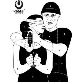 Range Solutions Hostage Target