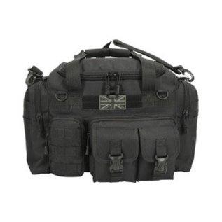 Kombat Saxon Holdall - 35ltr - Black