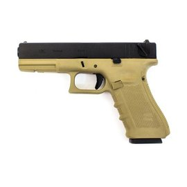 WE WE EU18 Gen 4 Tan Pistol