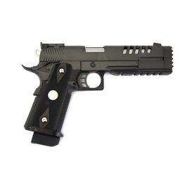 WE Hi-Capa 5.2K Black Pistol