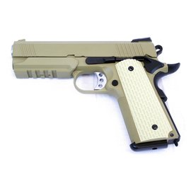 WE WE Desert Warrior 4.3 Tan Pistol