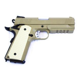WE WE Desert Warrior 4.3 Tan Pistol