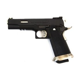 WE WE E Force Gen2 Hi-Capa 5.1 Black Pistol