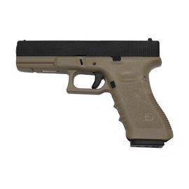 WE WE EU17 Gen 3 Tan Pistol