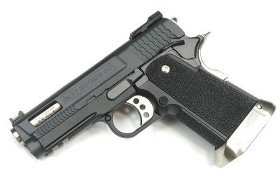 WE E-Force Hi-Capa 3.8 Velociraptor