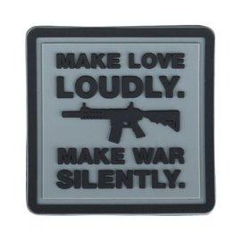 Kombat Make Love Loudly Patch