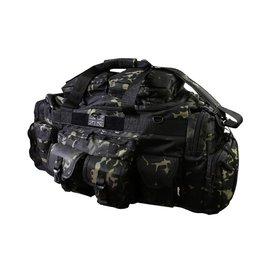 Kombat Saxon Holdall - 125ltr - MT Black