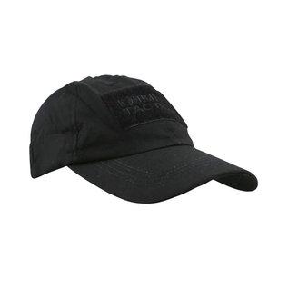 Kombat Operators Cap - Black (Tactical)