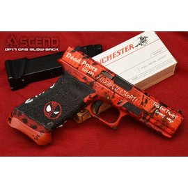 WE Deadpool17 Blowback Gas Model