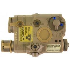 Nuprol NPQ15 LIGHT/LASER BOX - TAN