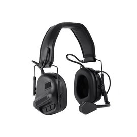 big foot Big Foot Fifth Generation Sound Pickup and Noise Reduction Headset Simulator (Gen. 5 - Black)