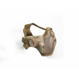 ASG ASG Metal mesh mask with cheek pads, Multicam
