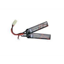 ASG 7,4V LI-PO Battery 1300 mAh