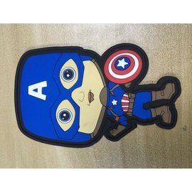 Airsoft Operators Box CAPTAIN AMERICA MORALE PATCH