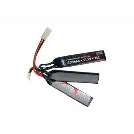 ASG 11,1V LI-PO Battery 1300 mAh