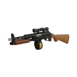 Kombat Toy Pump Action Shot Gun (803B-2)