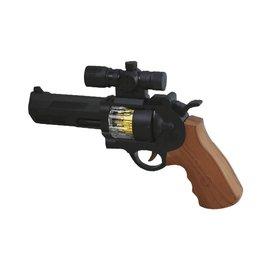 Kombat Toy Revolver (818B-1)