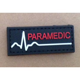 GFCTactical Patch 3D - Paramedic