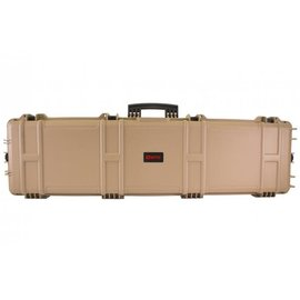 Nuprol NP XL HARD CASE - TAN (WAVE)