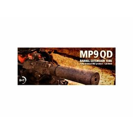 ASG B&T MP9 QD Barrel extension tube