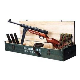 SRC SRC MP41 AEG Luxury Edition (Steel and Wood - GE-0641TM IIIL)