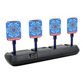 CCCP CCCP Shooting Game Zone Automatic Reset Target with Digital Display (4 Target)